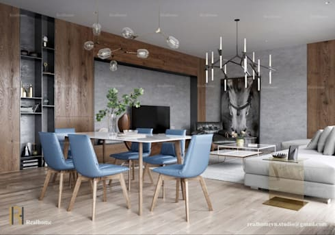 SELLRI-TERRACE PROJECT:   by REAL HOME VN