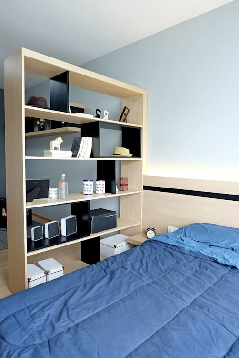 สไตล์มินิมอล:   by Knock door interior design & decoration
