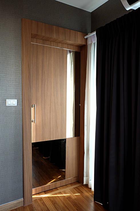 สไตล์ Natural Modern:  ตกแต่งภายใน by Knock door interior design & decoration