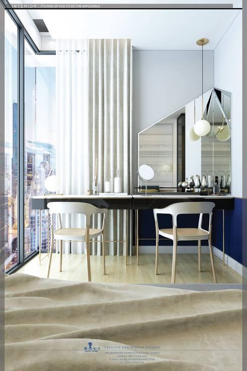 The Room Condominium Renovation (Draft 1):   by Mini couple studio