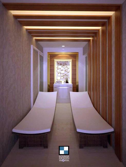 spa design:  ตกแต่งภายใน by interir design work