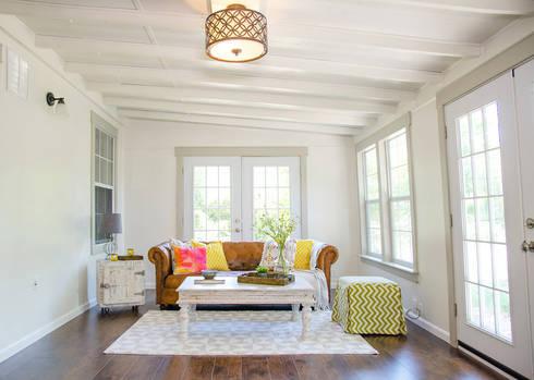 mediterranean Living room by Noelia Ünik Designs