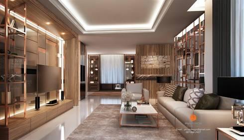 Cover photo:   by PN Interior Design Studio