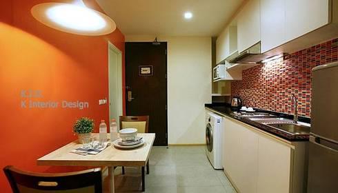 Hotel:   by K interior design