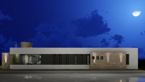 minimalistic Houses by ARBOL Arquitectos