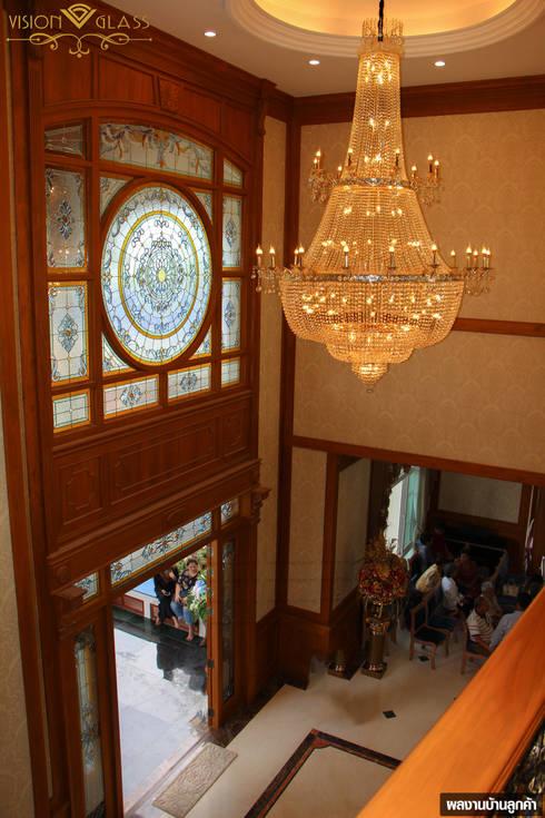 โดม ช่องแสง dome skylight :  หน้าต่างและประตู by บริษัท วิชั่นกลาส อินดัสทรีส์ จำกัด