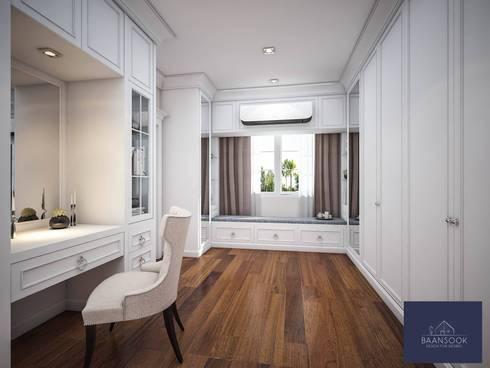 โครงการ Casa Grand:   by BAANSOOK Design & Living Co., Ltd.