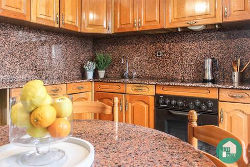 Cocina Después del Home Staging:  de estilo  por Fityourhouse AD & Home Staging