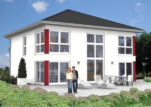 si lifestyle haus ideen stadth user von si massivhaus homify. Black Bedroom Furniture Sets. Home Design Ideas