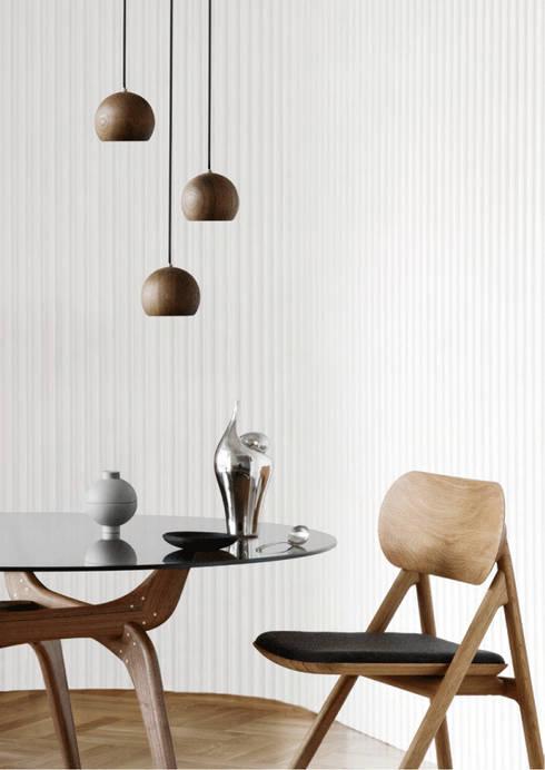 Skandinavische Tischkultur bei HolzDesignPur von HolzDesignPur | homify