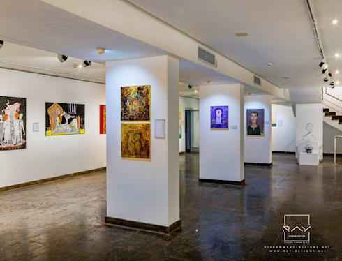 Exhibition centres by RayDesigns