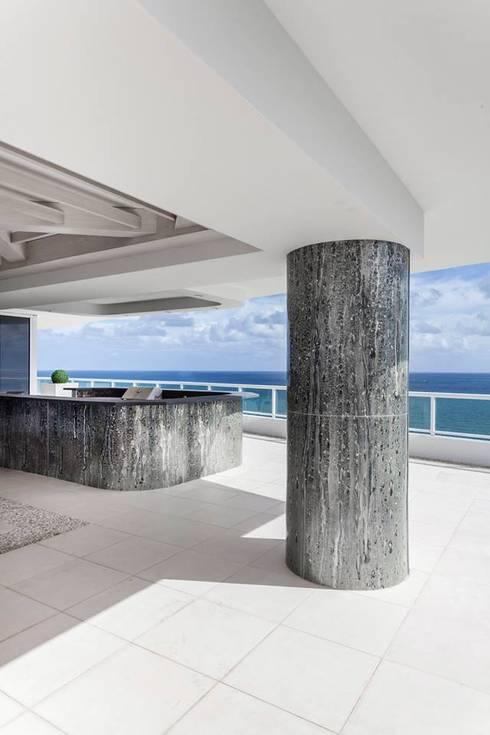 Alex Turco Wall Panel:  Walls & flooring by S. T. Unicom Pvt. Ltd.