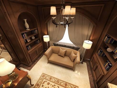 مكتب عمل أو دراسة تنفيذ  Axis Architects for architecture and interior design