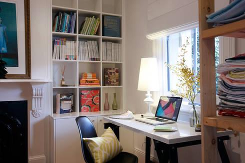 Home Office : scandinavian Study/office by Atelier Lane | Interior Design