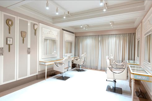 BRIDAL AREA VIEW 1:  Commercial Spaces by DESIGNER'S CIRCLE