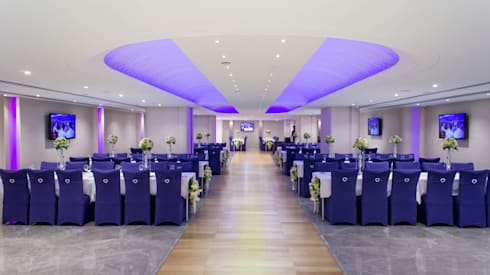 Lafayette Wedding Centre:  Event venues by Artta Concept Studio
