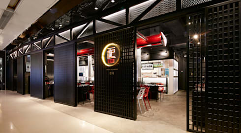 Gachi by Kimchee:  Shopping Centres by Artta Concept Studio