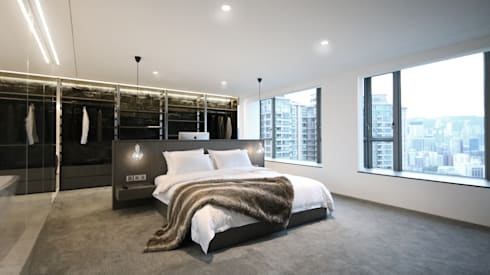 Parc Palais: modern Bedroom by Artta Concept Studio
