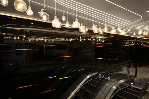 Golden Harvest Citywalk:  Shopping Centres by Artta Concept Studio