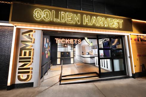 Golden Harvest Fanling:  Commercial Spaces by Artta Concept Studio