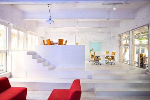 Office buildings by Mazura