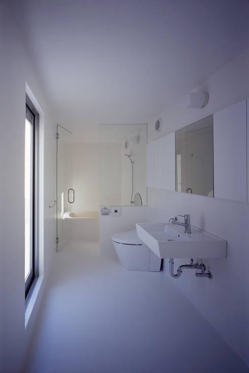 スピンオフ: Smart Running一級建築士事務所が手掛けた浴室です。