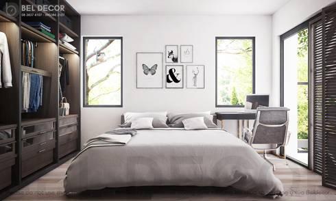 Bedroom:   by Bel Decor