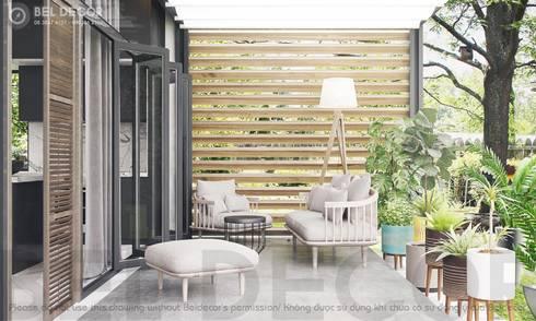 Garden:   by Bel Decor