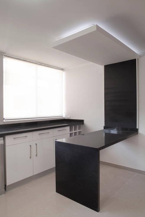 Dapur by ARCOP Arquitectura & Construcción