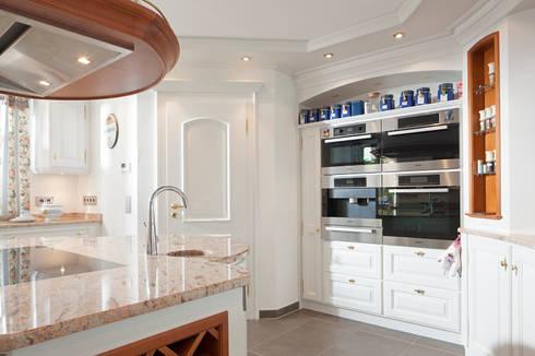 Komplett ausgestattet einbauküche von baur wohnfaszination gmbh