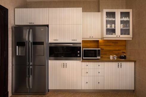 eclectic Kitchen by Mazura