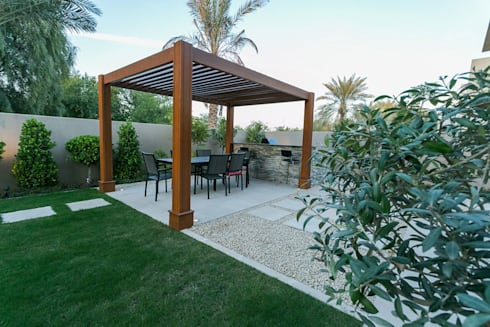 حديقة تنفيذ Hortus Landscaping Works LLC
