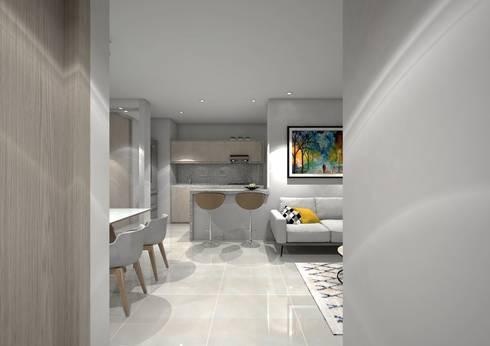 modern Kitchen by Savignano Design