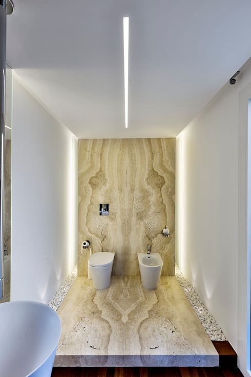 Bathroom by Arch. Antonella Laruccia