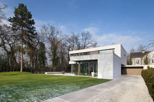 wohnhaus h von ffm architekten tovar tovar partgmbb. Black Bedroom Furniture Sets. Home Design Ideas