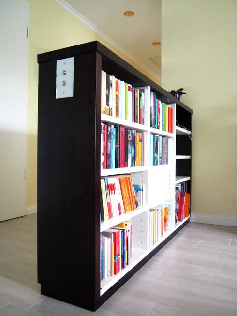Raumteiler Ideen für\'s Wohnzimmer