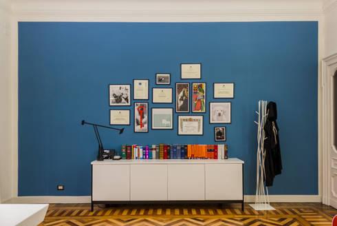 Banconi Per Ufficio Armamento : Studio legale di archispritz homify