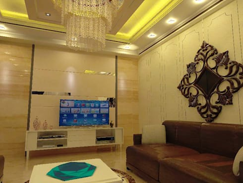 Residential interior design:   by interior and furniture design