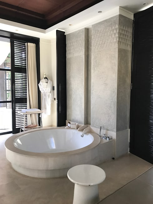 eclectic Bathroom by homify