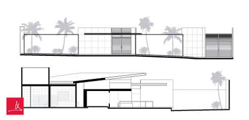 Sal n de fiestas la paz de soy arquitectura homify for Salon de usos multiples programa arquitectonico