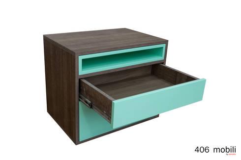 Legno 101: Dormitorios de estilo  por Legno / Mobili