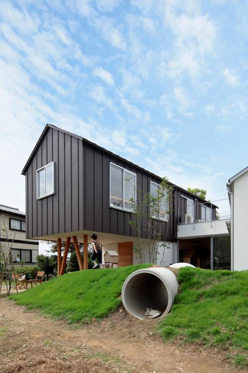 岩松の家: arc-dが手掛けた家です。