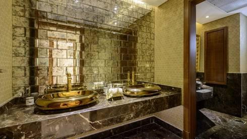 Casa Verde:  حمام تنفيذ Hany Saad Innovations