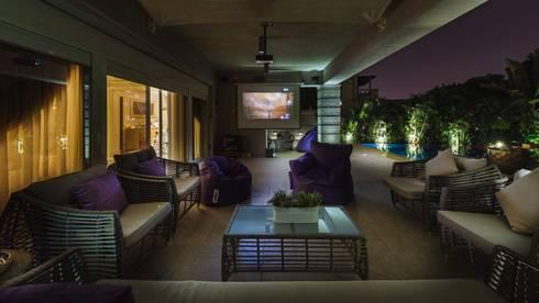 Casa Verde:  بركة مائية تنفيذ Hany Saad Innovations