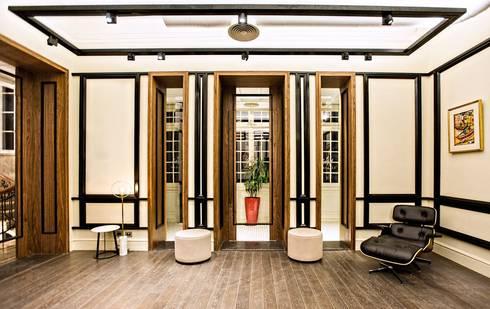 Wooden doors by Mazura