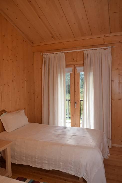 臥室 by Rusticasa