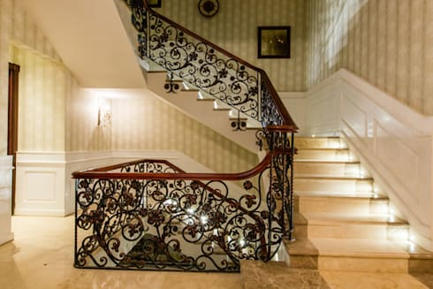 Main Stairs:   by Lotfi & Mourre Consulting