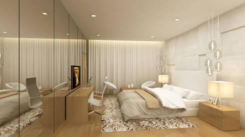 Ds & Jacks:   by De Panache  - Interior Architects
