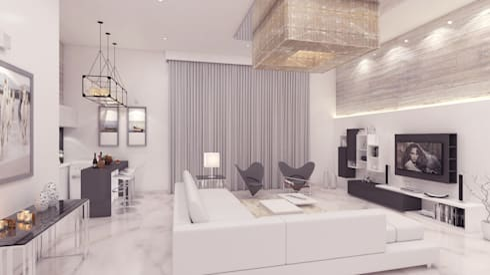 Qv:   by De Panache  - Interior Architects