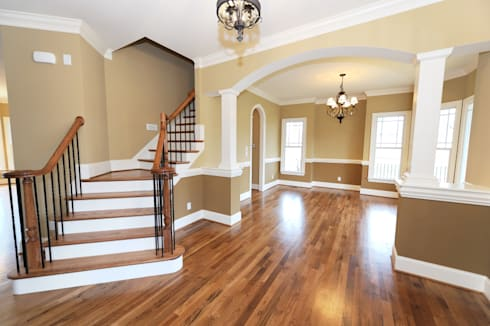 Painting Interior Walls and Ceilings:   by Mercy Projects
